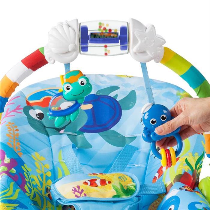 Baby Einstein Balansoar Cu Vibratii Ocean Adventure