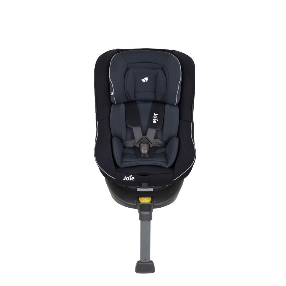Joie – Scaun auto Rotativ cu Isofix Spin 360° Navy Blazer, 0-18 kg
