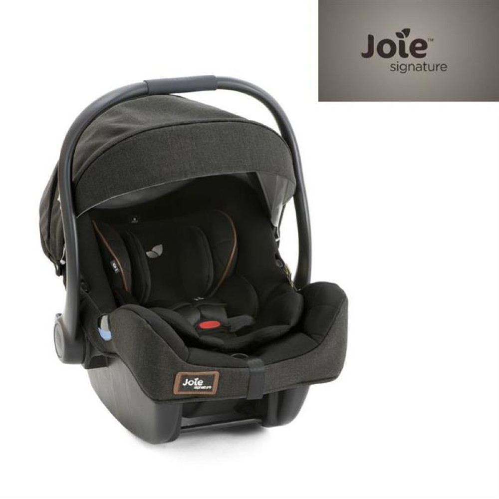 Joie – Scoica auto I-Size i-Gemm Signature Noir, nastere - 85 cm