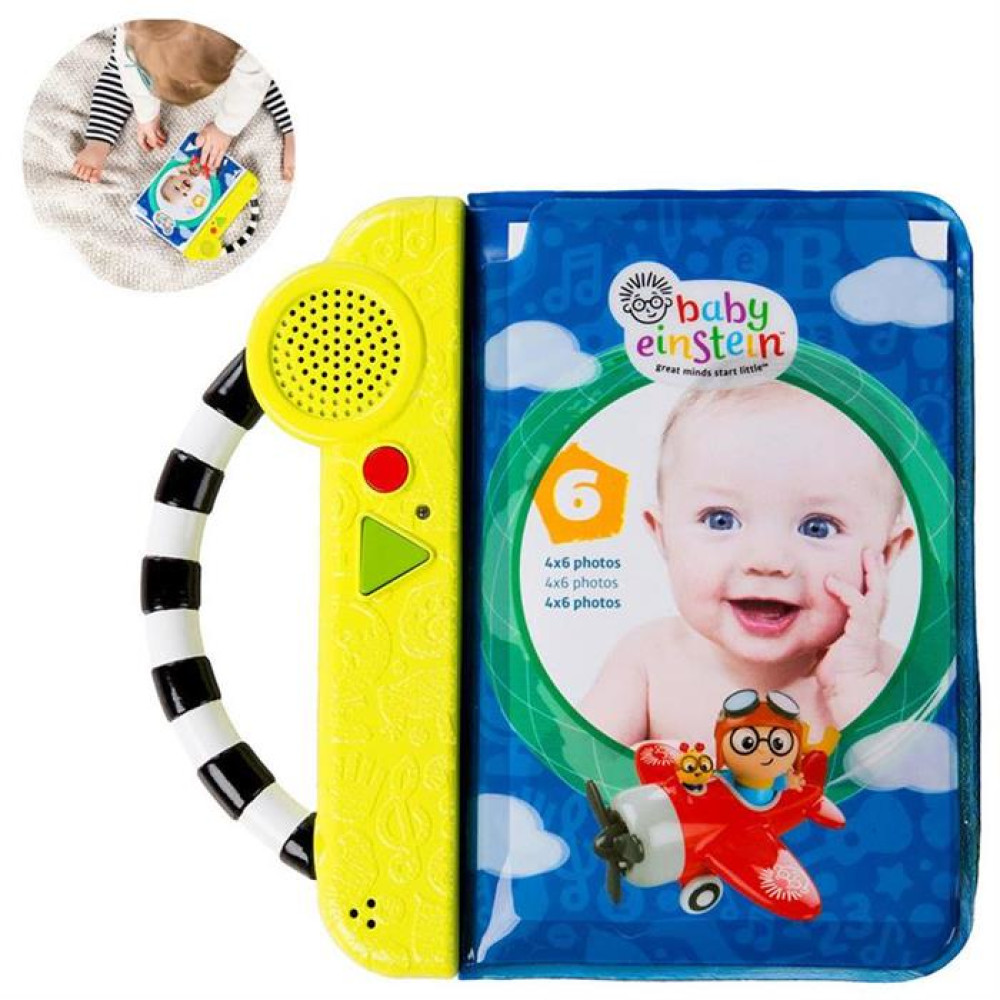 Baby Einstein - Carticica Say & Play Photobook