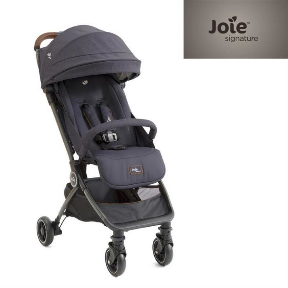 Joie – Carucior ultracompact Pact Flex Signature Granit Bleu
