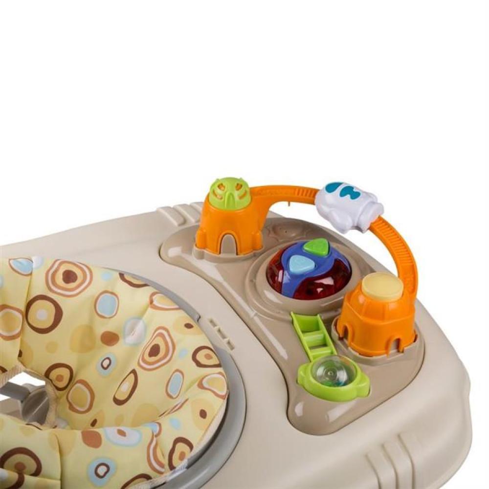 BabyGo – Premergator multifunctional 3 in 1 Beige