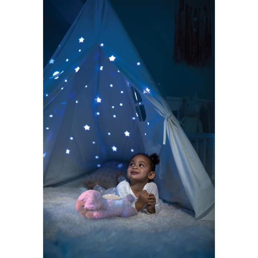 Summer Infant - Lampa sunete si proiectii Deluxe Mieluselul Luna