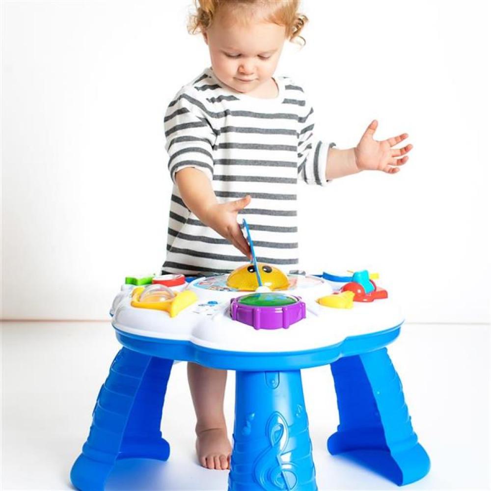 Baby Einstein - Masuta interactiva de activitati Discovering