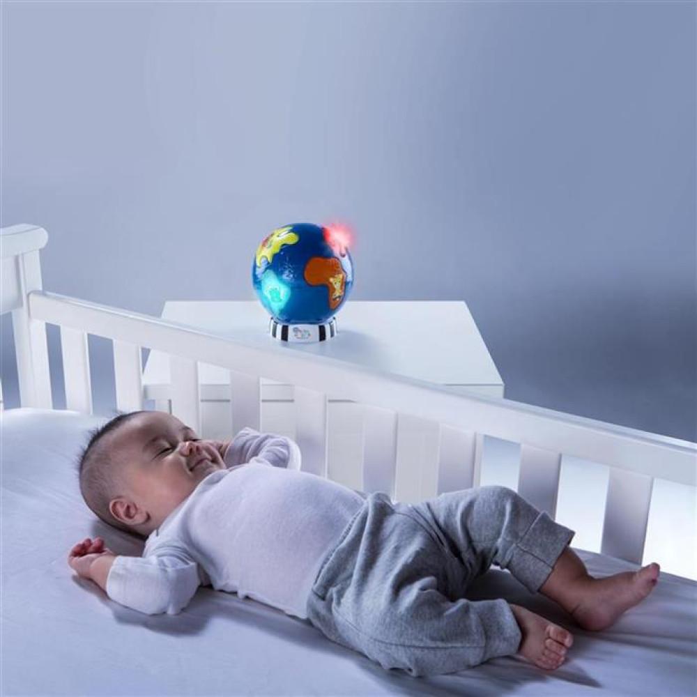 Baby Einstein - Jucarie cu lumini si sunete Discovery Globe