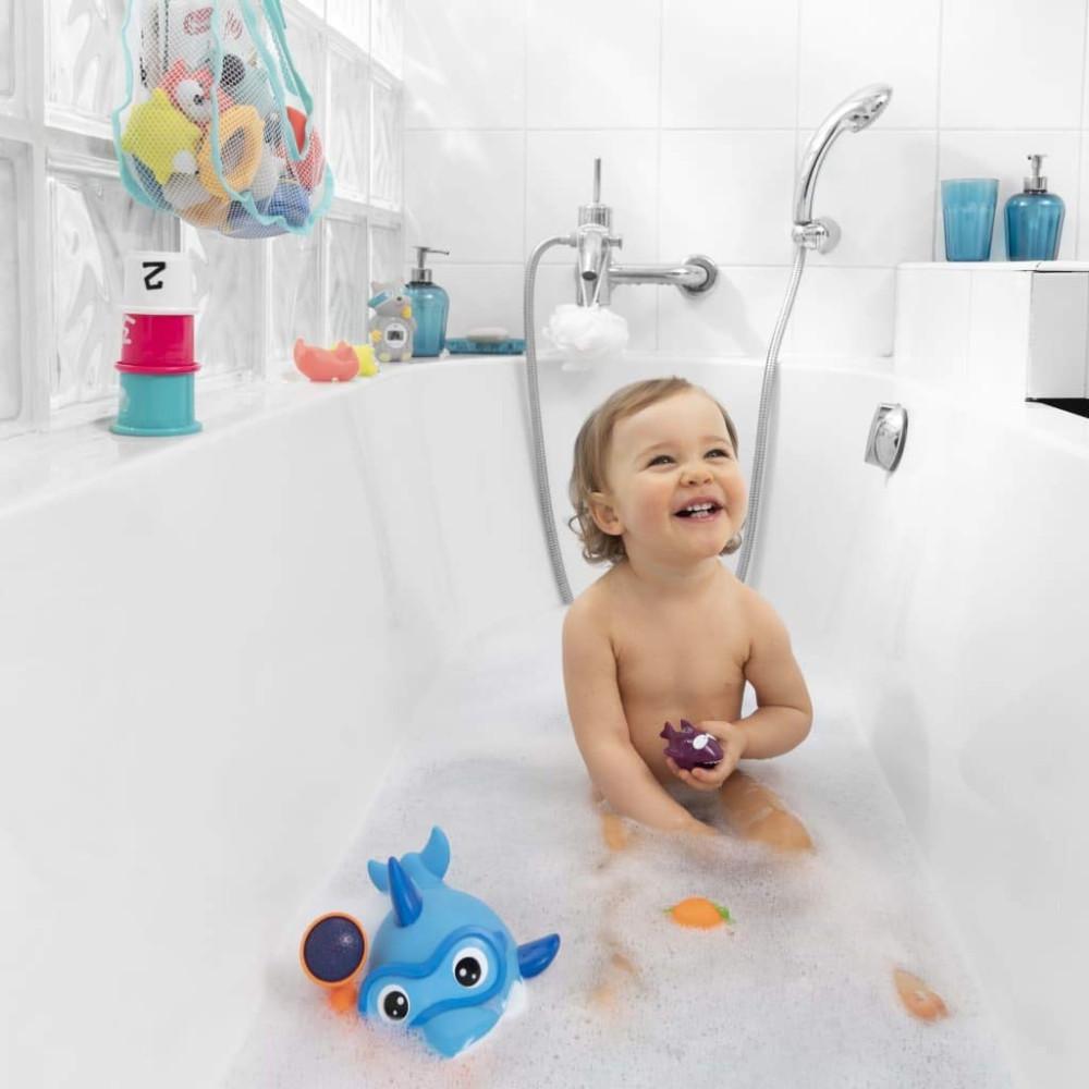 Badabulle - Set jucarii multicolore pentru baie