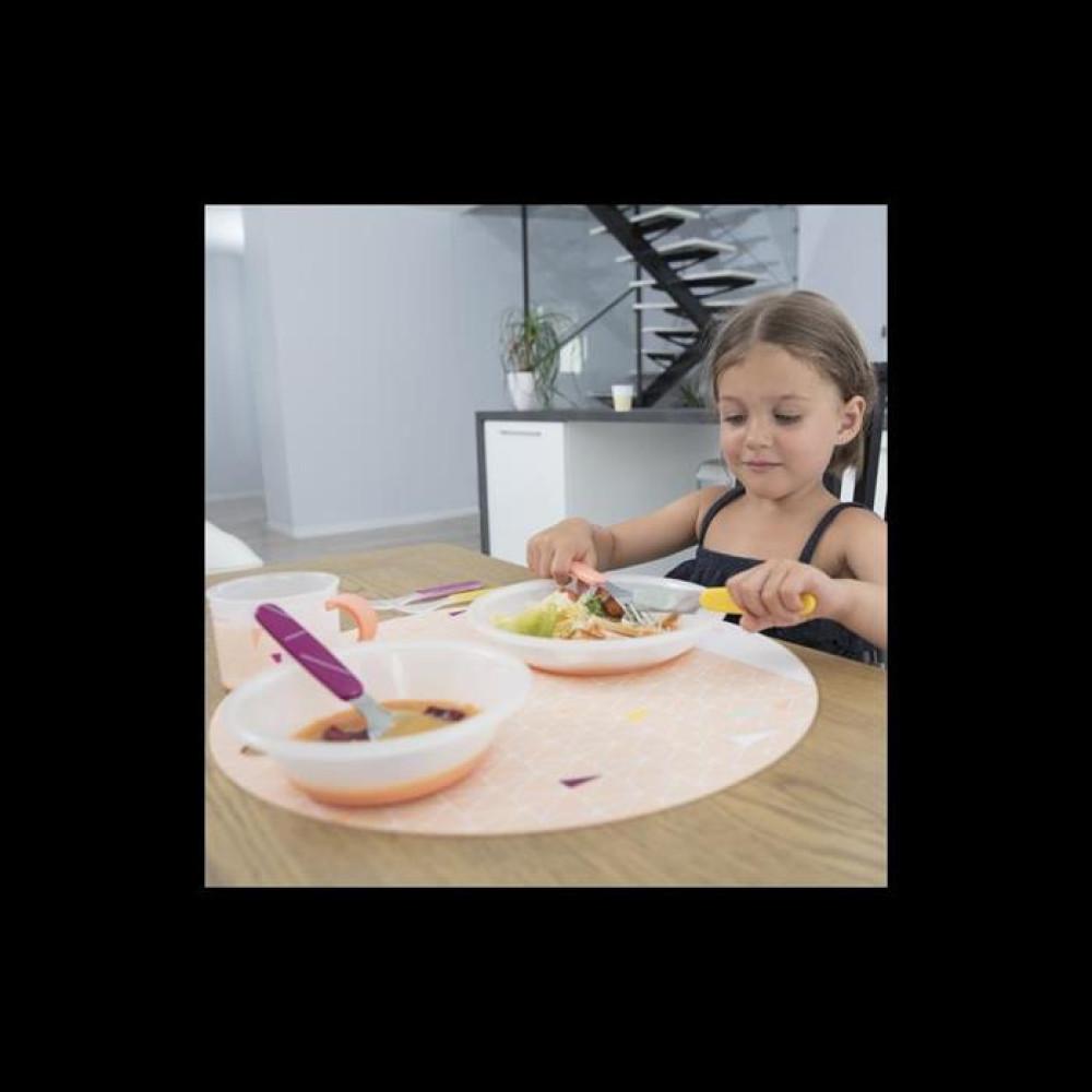 Babymoov –Set complet de hranire Peach