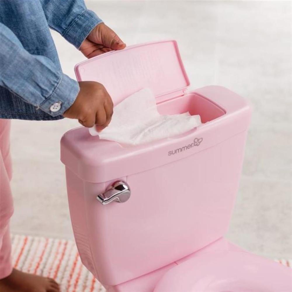 Summer Infant – Olita cu sunete My size Potty Roz