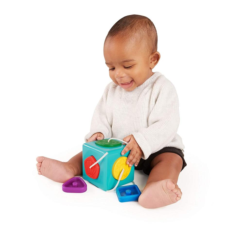 Baby Einstein - Cubul vesel  Match & Grasp