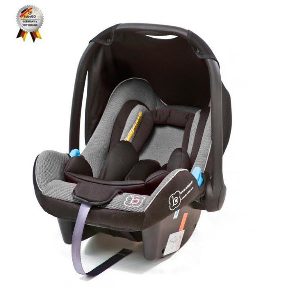 BabyGo - Scoica Auto Traveller Xp Grey