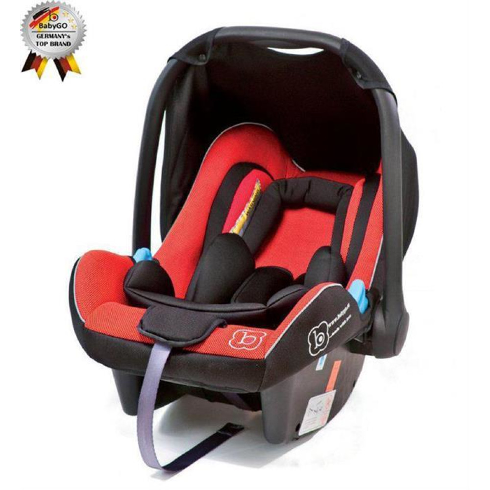 BabyGo - Scoica Auto Traveller Xp Red