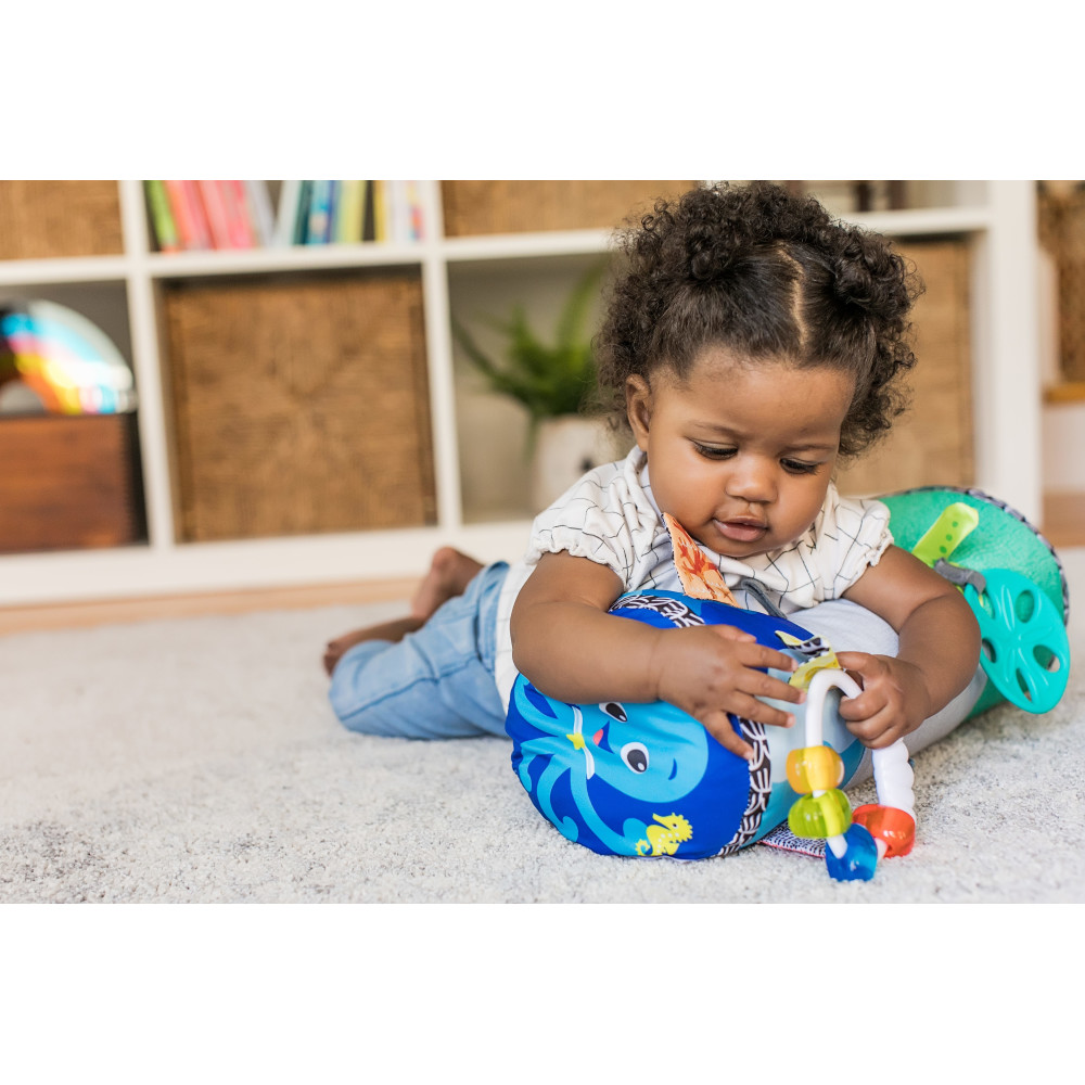 Baby Einstein – Perna multifunctionala Rythm of the Reef™