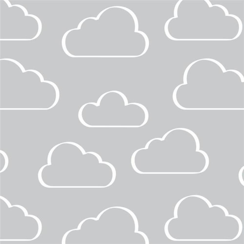 Swaddle Me - Sistem de infasare Cute Clouds, 0-3 luni