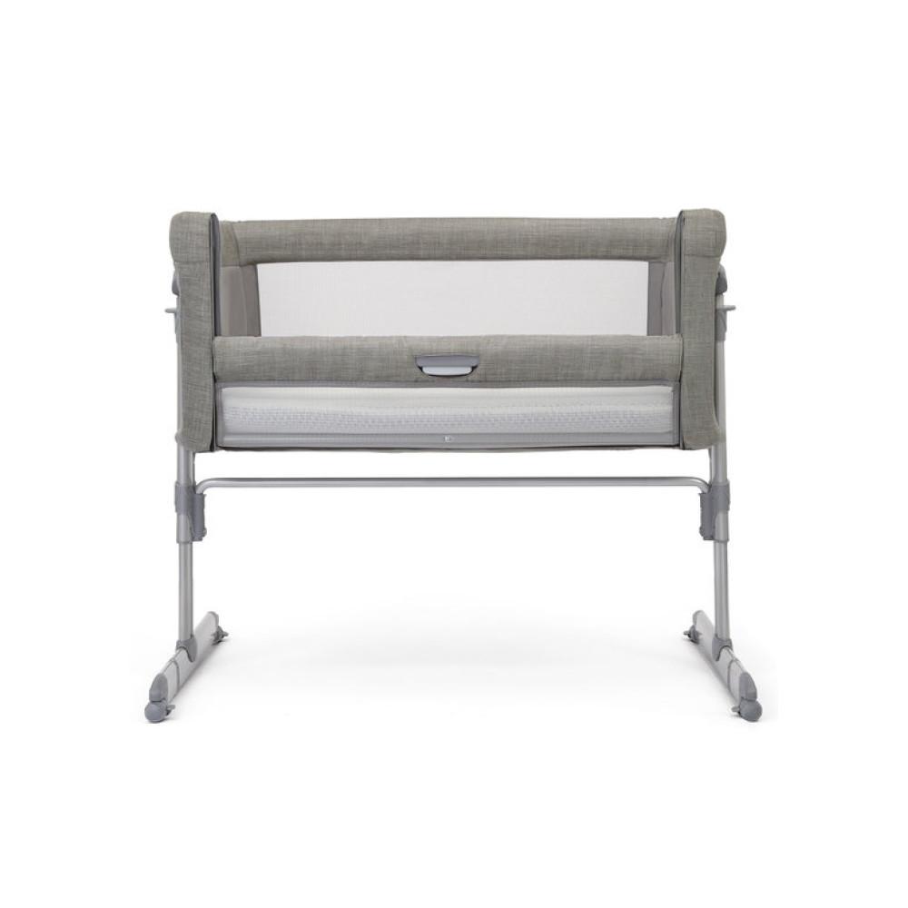 Joie - Patut Pliant 2 in 1 Roomie Glide Foggy Gray