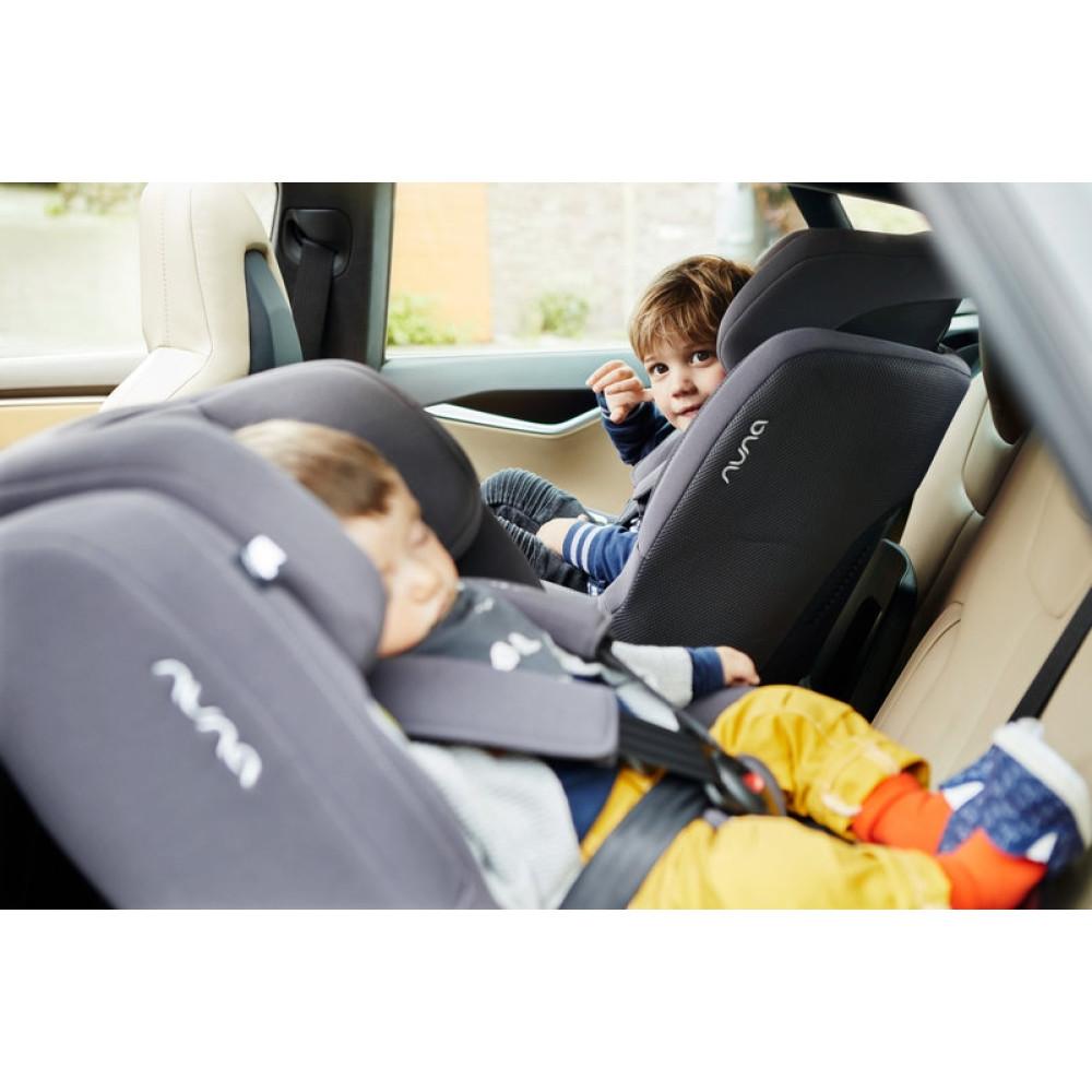 Nuna - Scaun auto REBL PLUS 360° i-Size Frost, nastere - 105 cm