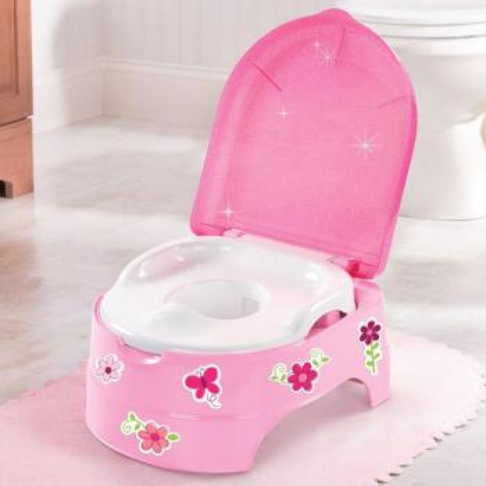 Summer Infant - Olita multifunctionala My Fun Potty Girl