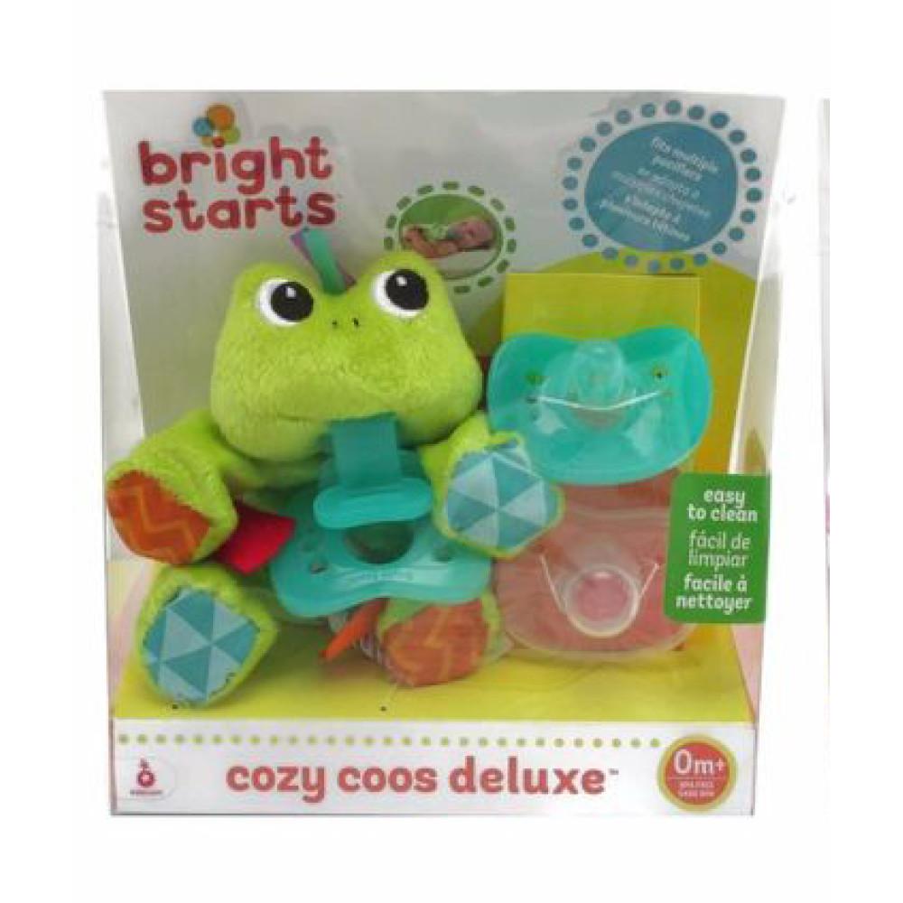 Bright Starts - Suzeta Coze Coos Dlx Broasca