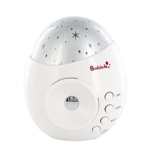 Badabulle - Lampa cu muzica si lumini My music and light