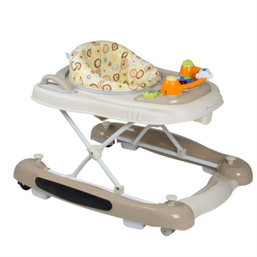 BabyGo – Premergator multifunctional 3 in 1 Beige