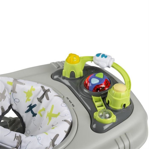 BabyGo – Premergator multifunctional 3 in 1 Light Green
