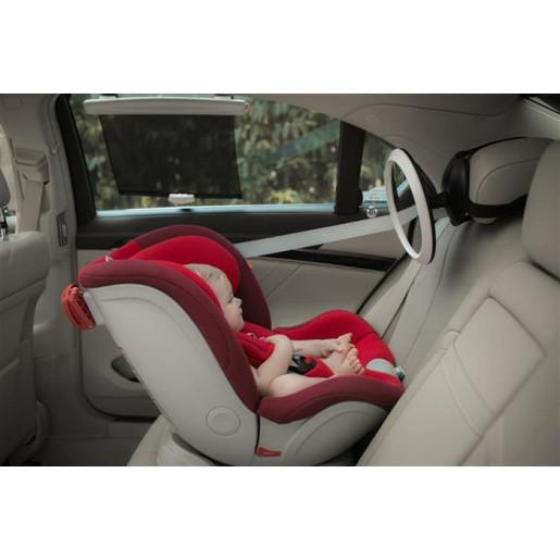 Apramo - Parasolar auto retractabil - Ivory