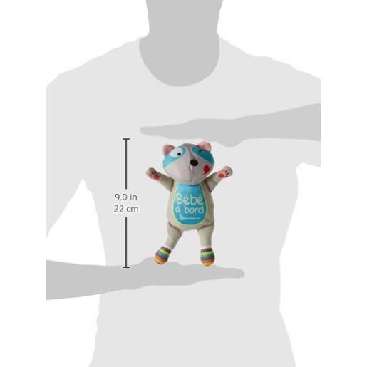 Badabulle - Jucarie raton Baby on Board