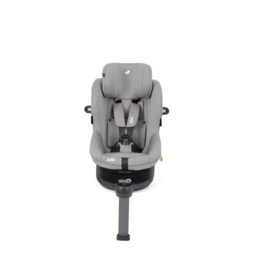 Joie - Scaun auto i-Spin 360° E Gray Flannel, 61 cm - 105 cm