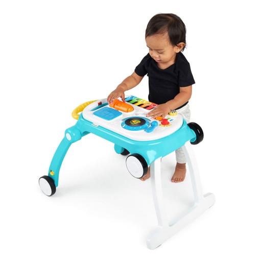 Baby Einstein - Centru de activitati 4 in 1 Mix & Roll