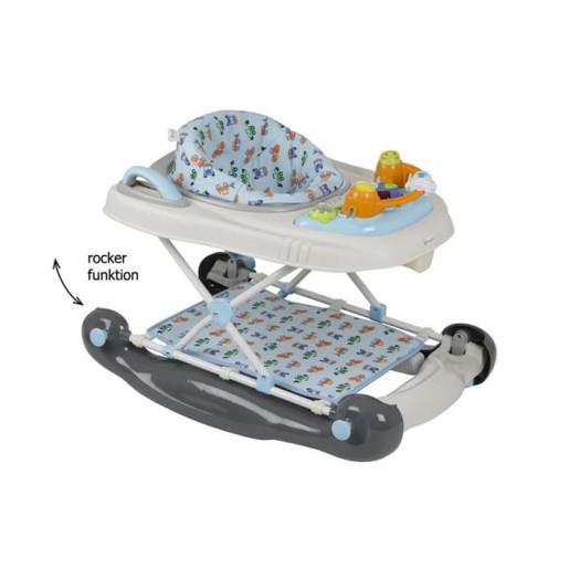 BabyGo – Premergator multifunctional 3 in 1 Light Blue