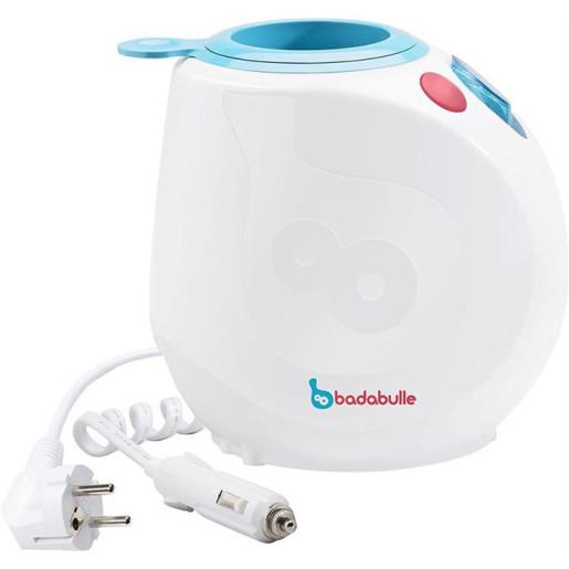 Badabulle – Incalzitor de biberoane/borcane pentru casa si masina Easy+
