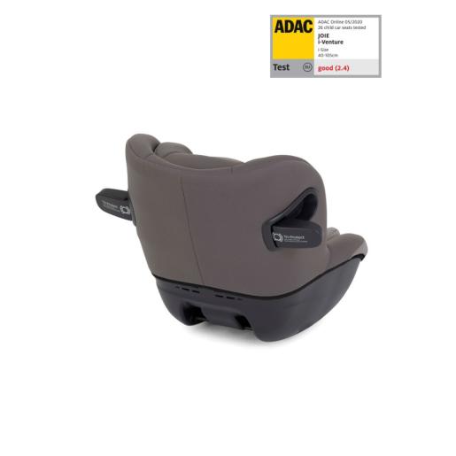 Joie - Scaun auto I-VENTURE Dark Pewter, 0-18 kg + Baza Isofix I-size Advance