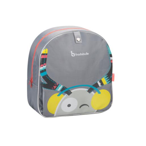 Badabulle – Scaun booster pentru calatorie, Gri