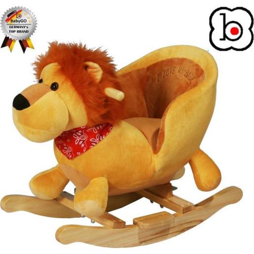 BabyGo - Balansoar cu sunete Leutul Cel Pufos