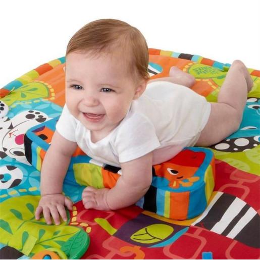 Bright Starts - Start Your Senses Salteluta Interactiva Spots & Stripes