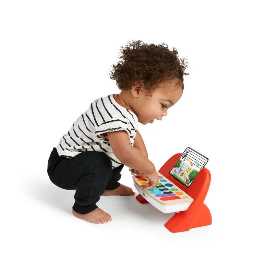 Baby Einstein - Jucarie muzicala de lemn Cal's First Melodies Magic Touch Piano™