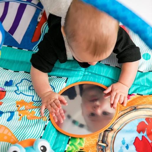 Baby Einstein - Salteluta de activitati Discovery Seas