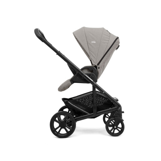 Joie-Carucior multifunctional 2 in 1 Chrome Pebble
