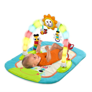 Bright Starts - Centru de activitati 2 in 1 Laugh & Lights