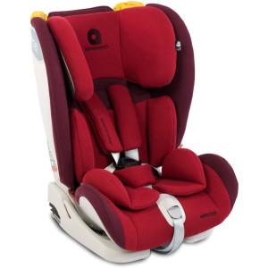 Apramo – Scaun auto Eros Liverpool Red, 9-36 kg