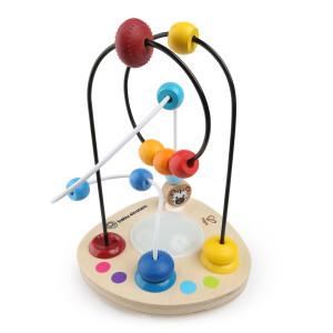 Baby Einstein – Jucarie cu bile din lemn Hape Color Mixer
