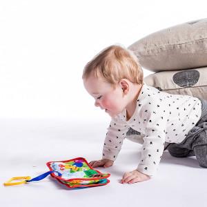 Baby Einstein - Carticica educativa Explore & Discover