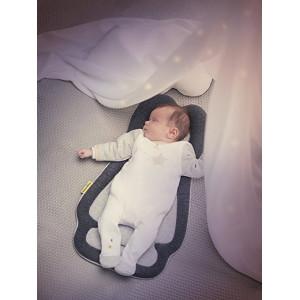 Babymoov –  Perna anatomica 2 in 1 Cosymorpho Smokey