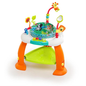 Bright Starts – Centru de activitati Bounce Bounce Baby