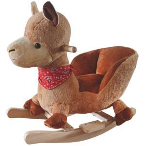 BabyGo - Balansoar cu sunete Lama