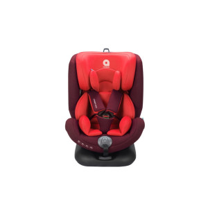 Apramo - Scaun auto rotativ Unique Ruby Red, 0 - 36 kg