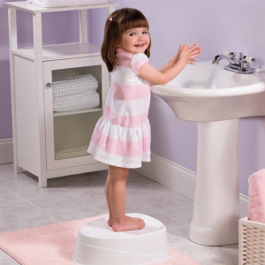 Summer Infant - Olita multifunctionala 3 in 1 Step By Step Pink