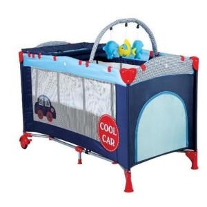 BabyGo - Patut pliant Sleepwell Car