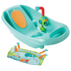 Summer Infant - Cadita cu suport integrat My Fun Tub