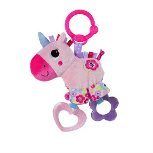 Bright Starts - Jucarie de dentitie Unicorn