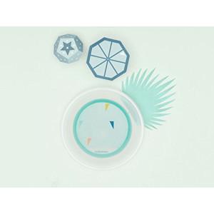Babymoov –  Farfurie anti-alunecare Azur